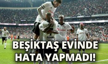 Beşiktaş 2-0 Kayserispor Maçı Özeti Golleri izle | BJK Kayseri maçı Kaç Kaç bitti? BJK Kayseri özeti Videosu
