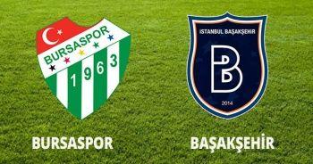 Bursaspor 0-0 Başakşehir Maçı Özeti İzle! Bursa Başakşehir maçı Kaç Kaç Bitti?