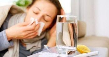 Gribe ne iyi gelir? Grip için faydalı olabilecek yiyecek ve içecekler...