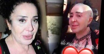 Nur Yerlitaş ameliyat sonrası görüntülendi