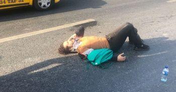 Ünlü isim Direnç Dedeoğlu eşiyle kaza geçirdi
