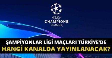 Şampiyonlar Ligi Kanalı Belli Oldu Mu? | UEFA 2018 Şampiyonlar LİGİ Maçları Türkiye'de Hangi Kanalda Yayınlanacak?