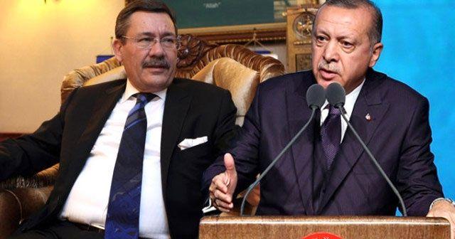 'Melih Gökçek MHP'den aday olacak' iddiasına Cumhurbaşkanı Erdoğan'dan ilk yorum
