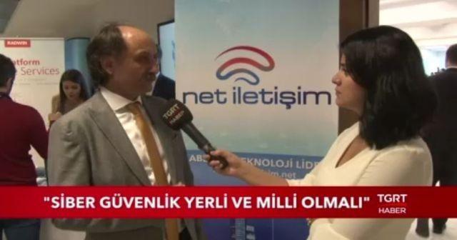 Prof Dr. Alkan açıkladı: Siber güvenlik yerli ve milli olmalı