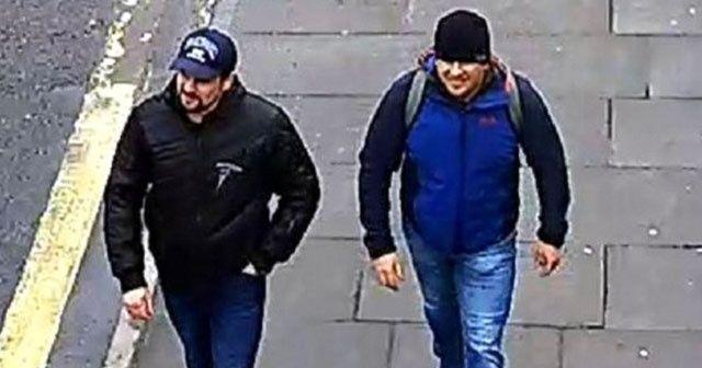 """""""Skripal"""" olayında ikinci şüphelinin de kimliği belirlendi iddiası"""