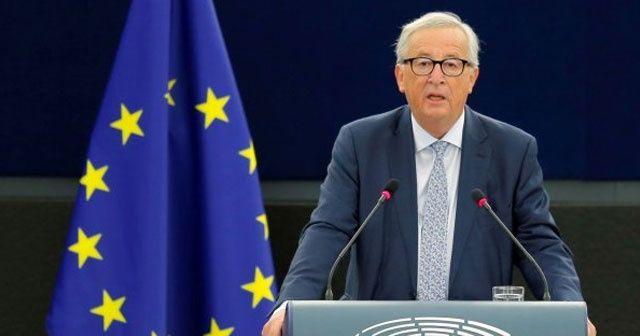 AB Komisyonu Başkanı Jean-Claude Juncker: Kendimizi 'dünyanın efendisi' olarak görüyoruz