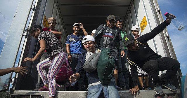 ABD'ye göçmen girişinde tüm zamanların rekoru kırıldı