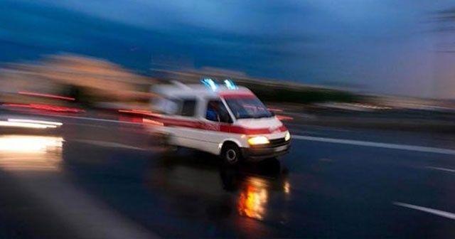 Ağrı'da EYP infilak etti, bir askerimiz yaralandı