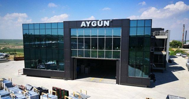 Aygün Alüminyum Tekirdağ Çorlu fabrikası açıldı!