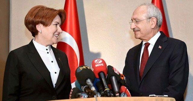 CHP ve İYİ Parti'den yerel seçimlerde ortak aday hamlesi