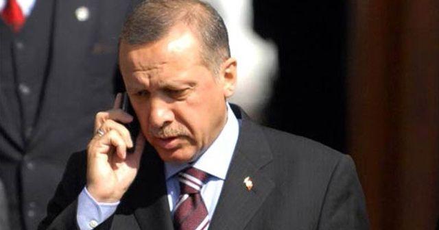 Cumhurbaşkanı Erdoğan'dan Endonezyalı mevkidaşına taziye telefonu