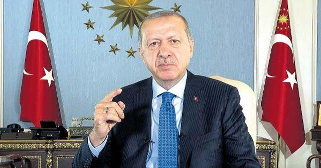 Cumhurbaşkanı Erdoğan'dan önemli açıklamalar! Twitter'dan paylaştı...