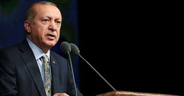 Cumhurbaşkanı Erdoğan'dan son dakika ittifak açıklaması