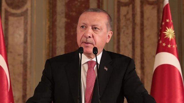Cumhurbaşkanı Erdoğan'dan Trump'a Brunson cevabı
