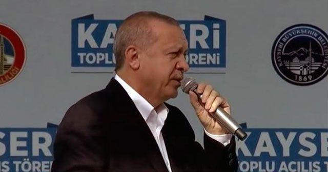 Cumhurbaşkanı Erdoğan, 'İş Bankası hissesi Meclise gelecek, MHP de buna destek verecek'