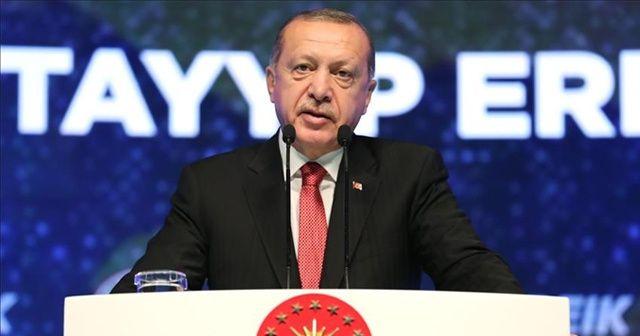 Cumhurbaşkanı Erdoğan: Uluslararası sistem kelimenin tam anlamıyla çatırdıyor