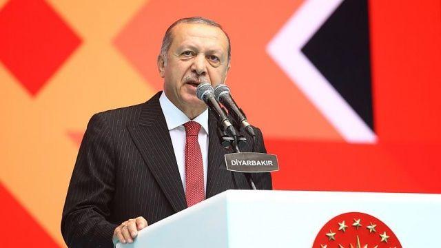 Cumhurbaşkanı Erdoğan: Yeni bir sayfa açacağız