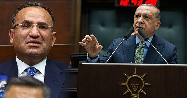 Cumhurbaşkanı Erdoğan: 'Yol arkadaşımı feda edemem'