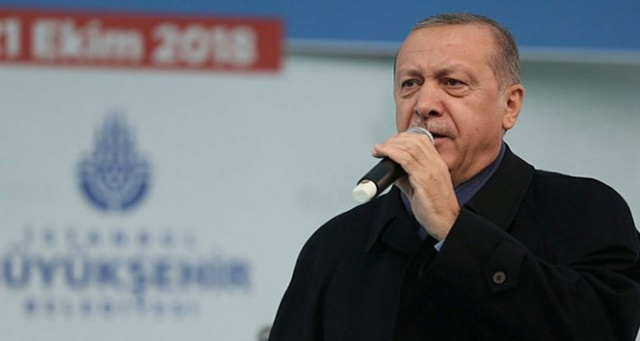 Cumhurbaşkanı Erdoğan: Cezaevi kapısını rastgele açmayız