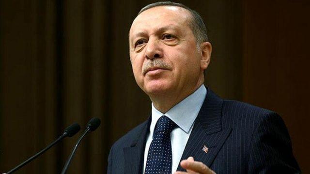 Erdoğan, Irak'ın yeni Cumhurbaşkanı Berhem Salih ile görüştü