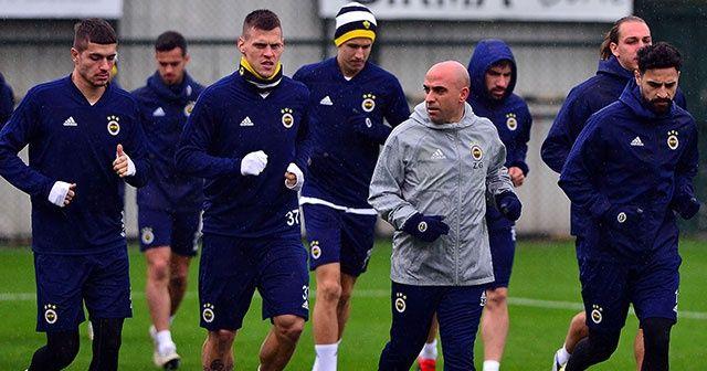 Fenerbahçe, Giresunspor hazırlıklarını tamamladı