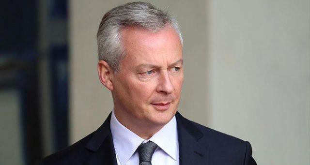 Fransa Ekonomi Bakanı 'Çöldeki Davos'a' katılmayacak