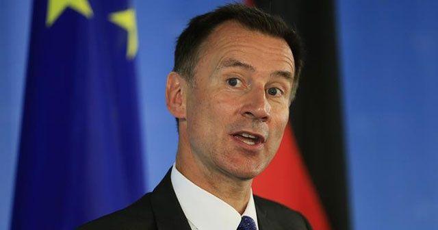 İngiliz bakandan Kaşıkçı yalanlaması