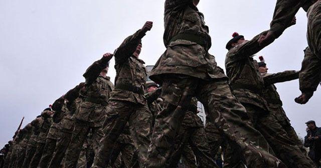 İngiltere'den dev savaş provası!