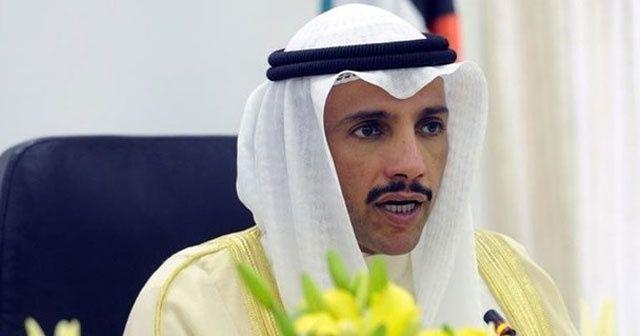 Kuveyt Meclis Başkanı'ndan Türkiye'ye destek mesajı
