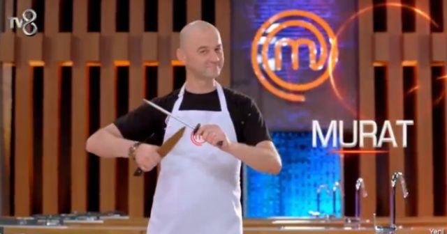 MasterChef'in olaylı ismi Murat Özdemir kimdir? MasterChef yarışması Murat KAÇ YAŞINDA-İZLE