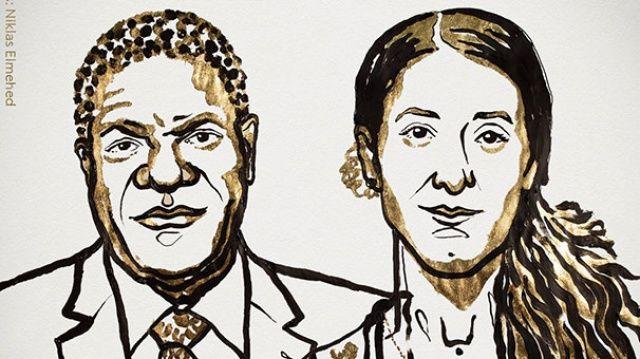Nobel Barış Ödülü'nü kimler kazandı? Denis Mukwege ve Nadia Murad kimdir?