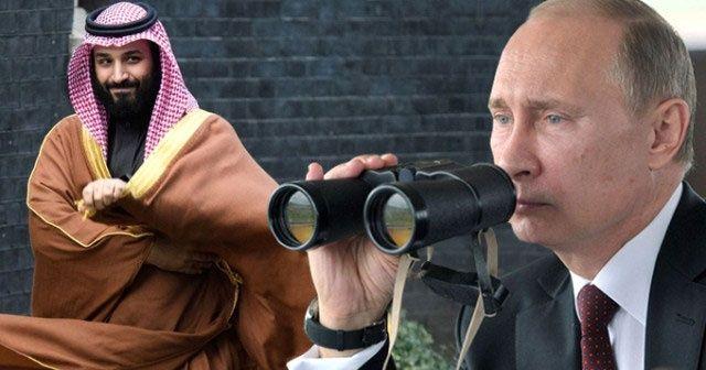 Rusya'dan Suudi Prens'e jet cevap: Masal gibi bir rüya'