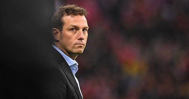 Stuttgart'ın yeni teknik direktörü Weinzierl