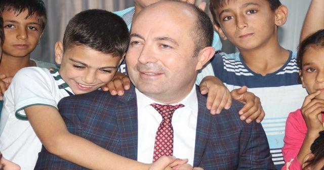 Suriyeli minik Abdulrahman'ın baba özlemi yürek dağladı