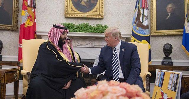 Trump'a 'Suudilerle nükleer müzakereler kesilsin' çağrısı