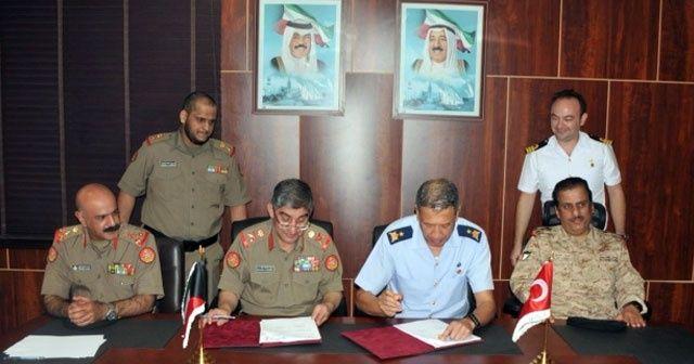 Türkiye ile Kuveyt arasındaki askeri iş birliği anlaşması