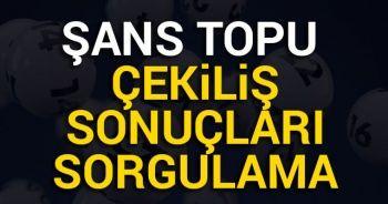 24 EKİM 2018 ŞANS TOPU SONUÇLARI SORGULAMA MPİ| ŞANS TOPU ÇEKİLİŞ SONUÇLARI