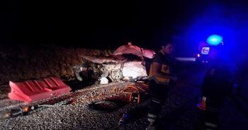 Aydın'daki korkunç kazada 3 kişi can verdi