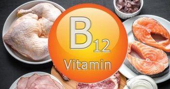 B12 eksikliği nedir belirtileri neler hangi besinlerde yer alır? b12 vitamini içeren meyve ve sebzeler nelerde var?