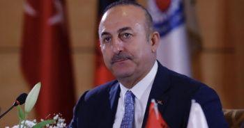 Bakan Çavuşoğlu: Türkiye insani yardımda dünyanın zirvesinde