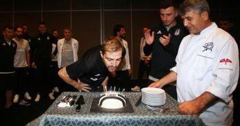 Caner Erkin'in doğum günü kutlandı