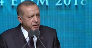 Cumhurbaşkanı Erdoğan'dan 'öğrenci andı' açıklaması