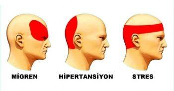 Enseden gelen baş ağrısı sebepleri | Enseden baş ağrısına ne iyi gelir