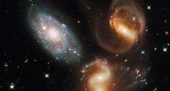 Gökyüzünün müthiş güzelliği! NASA'nın objektifinden...