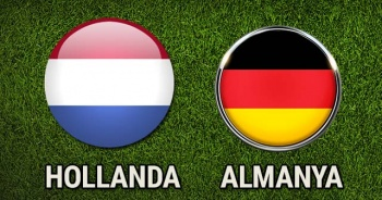 Hollanda-Almanya Maçı ÖZETİ GOLLERİ İZLE Hollanda Almanya Maçı kaç kaç bitti?