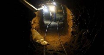 Kaçakçıların akıl almaz tünelleri