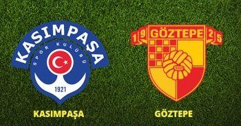 Kasımpaşa Göztepe Maçı 3-1 özeti ve golleri İZLE! Kasımpaşa Göztepe maçı Skoru kaç kaç bitti?