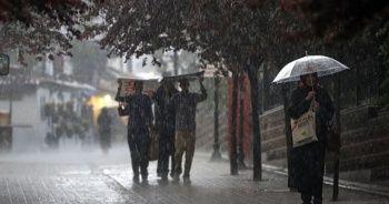 Meterooloji'den son dakika yağış uyarısı | 13-14 Ekim il il tüm Türkiye hava durumu (İstanbul'da hafta sonu hava nasıl olacak?)