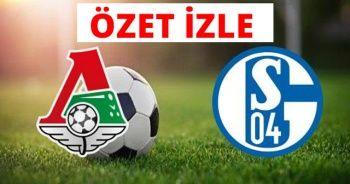 ÖZET İZLE: Lokomotiv Moskova Schalke 04 0-1 Maçı özeti ve golü İzle | Moskova Schalke maçı kaç kaç bitti skoru