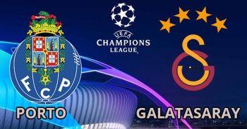 Porto Galatasaray Şampiyonlar LİGİ Maçı Özeti Golleri İzle! Porto GS Maç Özeti